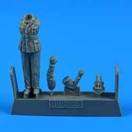 AeroBonus by Aires  1/48 WWII German Submarine Type VIIC Kriegsmarine Ceremony Officer #1 ABN480236