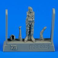 Aerobonus  1/72 USAF Fighter Pilot Vietnam War 1960-75 (Standing) ABN720002