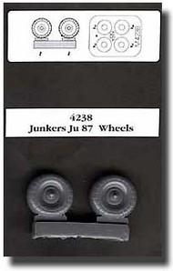 Aires  1/48 Ju.87 Stuka Wheels & Paint Masks AHM4238