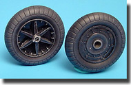 Aires  1/32 Bf.109F Wheels & Paint Mask AHM2005