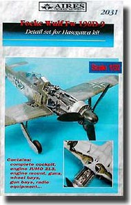 Aires  1/32 Fw.190D-9 Detail AHM2031