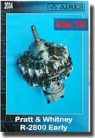 Aires  1/32 P&W R-2800 Early Version AHM2034
