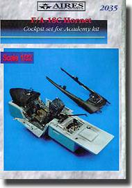 Aires  1/32 F/A-18C Hornet Cockpit Set AHM2035