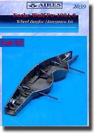 Aires  1/32 Fw.190A-8 wheel bay AHM2039
