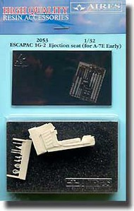 Aires  1/32 Escapac 1G2 Ejection Seat AHM2053