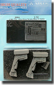 Aires  1/32 GRU-7A Ejection Seats for F-14A AHM2064