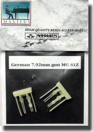 Aires  1/32 German 7.92mm MG.81Z Gun (Resin Only) AHM2081