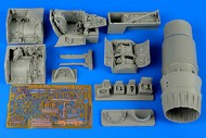 Aires  1/32 MiG-23ML Flogger G Detail Set For TSM (D)<!-- _Disc_ --> AHM2196