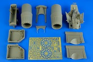 Aires  1/32 Su27 Flanker B Detail Set For TSM AHM2212
