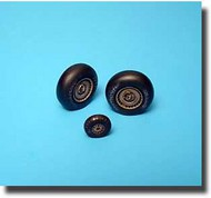 Aires  1/48 Bf.110G Wheels & Paint Mask AHM4157