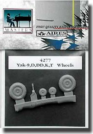 Aires  1/48 Yak-9 Family Wheels & Paint Mask AHM4277