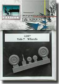 Aires  1/48 Yak-7 Family Wheels & Paint Mask AHM4287
