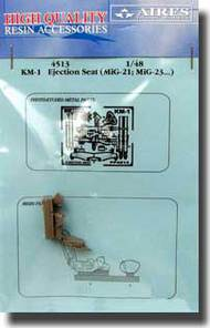 Aires  1/48 KM1 Ejection Set (For MiG-21/23) AHM4513