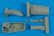Aires  1/48 F5F Gun Bay For AFV (Resin) (D)<!-- _Disc_ --> AHM4554