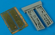 Aires  1/48 F-4B Phantom II Electronic Bay For ACY(D)<!-- _Disc_ --> AHM4583