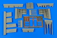 Aires  1/48 Spitfire Mk IXe Gun Bay For EDU (D)<!-- _Disc_ --> AHM4615