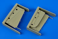 Aires  1/48 IL-10 Control Surfaces For SHY (Resin) (D)<!-- _Disc_ --> AHM4617