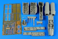 Aires  1/48 F/A-18A Hornet Detail Set For HBO (D)<!-- _Disc_ --> AHM4620
