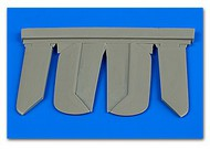 Aires  1/48 Bf.108B Control Surfaces For EDU (Resin) (D)<!-- _Disc_ --> AHM4638