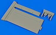 Aires  1/48 DH Vampire Control Surfaces for TSM (Resin) (D)<!-- _Disc_ --> AHM4667
