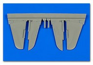 Aires  1/48 Yak-3 Control Surfaces For ZVE (Resin) (D)<!-- _Disc_ --> AHM4668