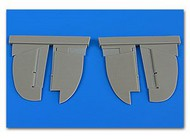 Aires  1/48 Gloster Gladiator Control Surfaces For EDU & ROD (Resin) (D)<!-- _Disc_ --> AHM4687