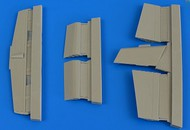 Aires  1/48 L-29 Delfin Control Surfaces For AGK (Resin) (D)<!-- _Disc_ --> AHM4695
