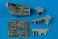 Aires  1/72 J-35FS Cockpit Set For HSG (D)<!-- _Disc_ --> AHM7197