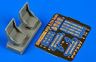 Aires  1/72 Avia B534 Seats for EDU (D)<!-- _Disc_ --> AHM7337