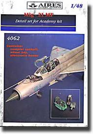 Aires  1/48 MiG-21MF Detail AHM4062