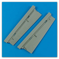 QuickBoost  1/32 Su25K Frogfoot Control Surfaces for TSM (D)<!-- _Disc_ --> QUB32124