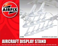 Airfix   N/A Assorted clear plastic aircraft stands Stands. 6 x small. 4 x medium. 2 x larger. AF1008