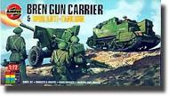 Airfix  1/72 Bren Gun Carrier/6 Pdr. and Crew ARX1309