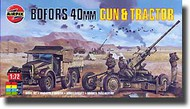 Airfix  1/72 40mm Bofors Gun and Morris Truck ARX2314