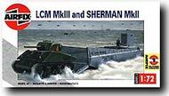 Airfix  1/72 LCM Mk.III and Sherman Mk.II - Pre-Order Item ARX3301
