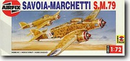 Airfix  1/72 Savoia-Marchetti S.M.79-II - Pre-Order Item ARX4007