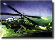 Airfix  1/48 Hughes AH-64 Apache ARX7101