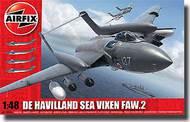 Airfix  1/48 DeHavilland Sea Vixen British Jet Fighter (Ltd Edition) (New Tool) - Pre-Order Item ARX11002