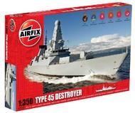 Airfix  1/350 HMS Royal Navy Type 45 Destroyer - Pre-Order Item ARX12203
