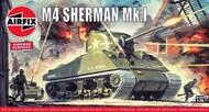 Airfix  1/76 M4A2 Sherman'Vintage Classics series' ARX1303V