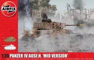 Airfix  1/35 Pz.Kpfw.IV Ausf.H Mid Version ARX1351