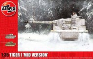 Airfix  1/35 Pz.Kpfw.VI Tiger 1 Mid Version ARX1359