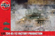 Soviet T-34/85 Factory 112 Production #ARX1361