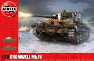 Airfix  1/35 Cruiser Tank Mk.VIII A27M Cromwell Mk.IV - Pre-Order Item ARX1373