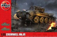 Airfix  1/35 Cruiser Tank Mk.VIII A27M Cromwell Mk.VI - Pre-Order Item ARX1374