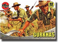 Airfix  1/72 Gurkhas British Army Figure set ARX1754