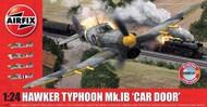 Airfix  1/24 Hawker Typhoon Mk.IB 'Car Door' ARX19003A