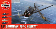 Airfix  1/24 Grumman F6F-5 Hellcat (expected any time!) - Pre-Order Item ARX19004