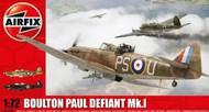 Boulton Paul Defiant Mk I Fighter #ARX2069
