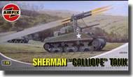 Airfix  1/72 M4 Sherman Tank w/Calliope Rocket Launcher - Pre-Order Item ARX2334
